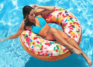 Schwimmring-Schwimmreifen-Donut-grosser-aufblasbarer-Streusel-Donut-102359