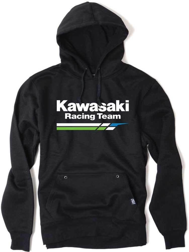 Factory Effex Kawasaki Racing Pullover Hoody  -  Herren Sweatshirt