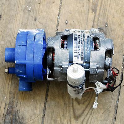 CLASSEQ CLASSIC 30011758 INNER RINSE BOOSTER WATER PUMP DUO3 DUO750 DISHWASHER