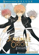 "Aquarian Age: Juvenile Orion v. 2 Gokurakuin, Sakurako ""AS NEW"" Book"