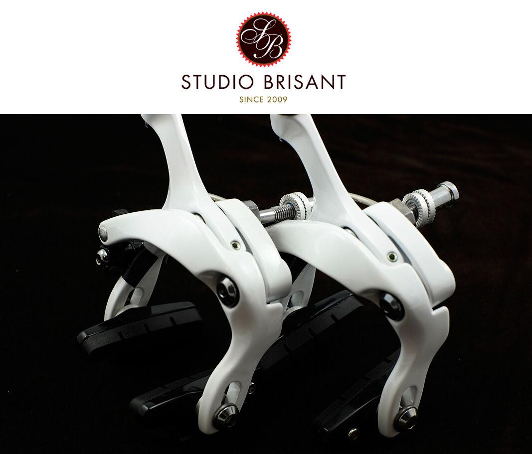 Tektro r316 Front + rear Brake Set  bremsenset par  blancoo  blanco   envío gratuito a nivel mundial