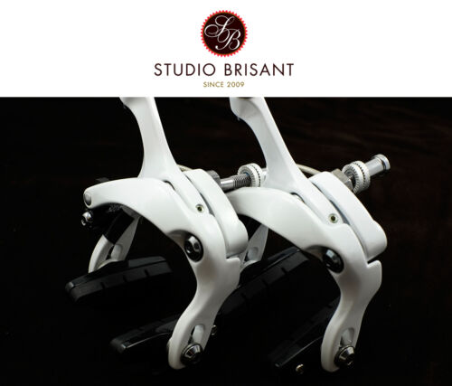 Tektro R316 Front white * Paar Rear  Brake Set weiß Bremsenset