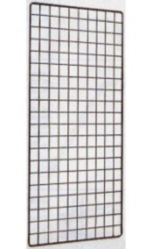 Griglie Griglia Espositiva doppio Filo per Espositore cm 80x200 Arredo Negozi