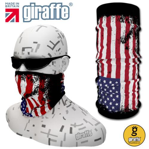 G316 USA Maschera Balaclava Bandana Collo Tubo Sciarpa basso di lenza Più Caldo Copricapo