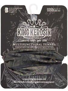King-Kerosin-Tunnel-Halstuch-Multifunktions-Tuch-Schlauchschal-Biker-5027