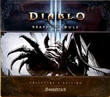 Diablo 3 Reaper of Souls Collector's Edition Soundtrack Blizzard New Worldwide