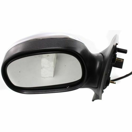 Driver Side Mirror Chrome For Expedition 97-02