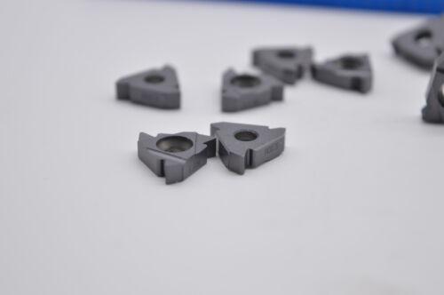 10pcs 16ER 3.5ISO SMX35 American standard 3.5mm Carbide Insert Threading insert