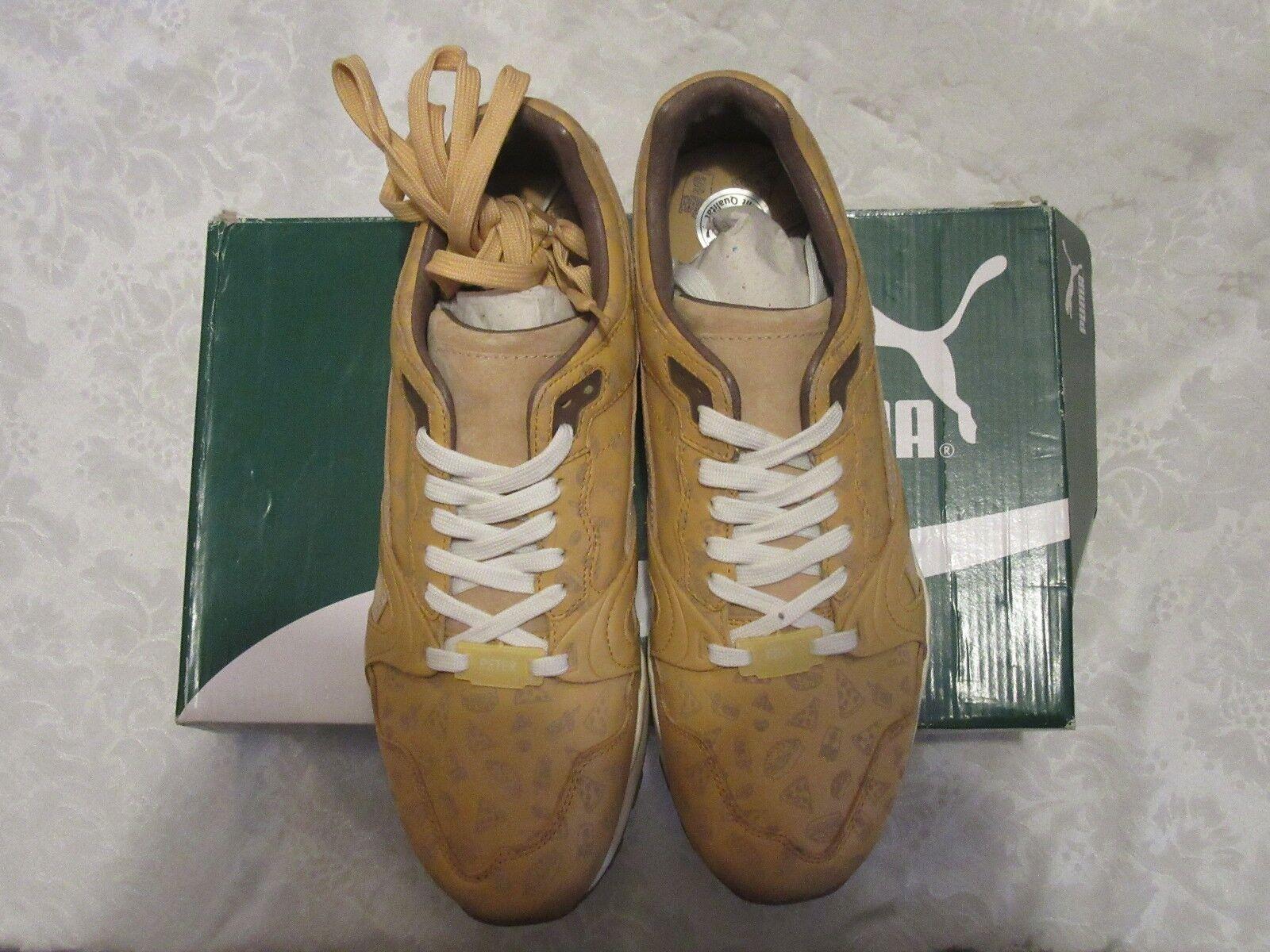 Puma XT2 Pizza & Burgers Sneakersnstuff 358496 01 Size 10.5 Sneakers