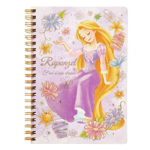 Disney Store Japan Tangled Princess Rapunzel Ring Notebook