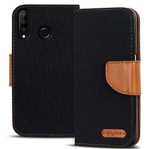 Handy-Huelle-Flip-Case-Schutzhuelle-Klapp-Tasche-Book-Case-Cover-Handyhuelle-Etui