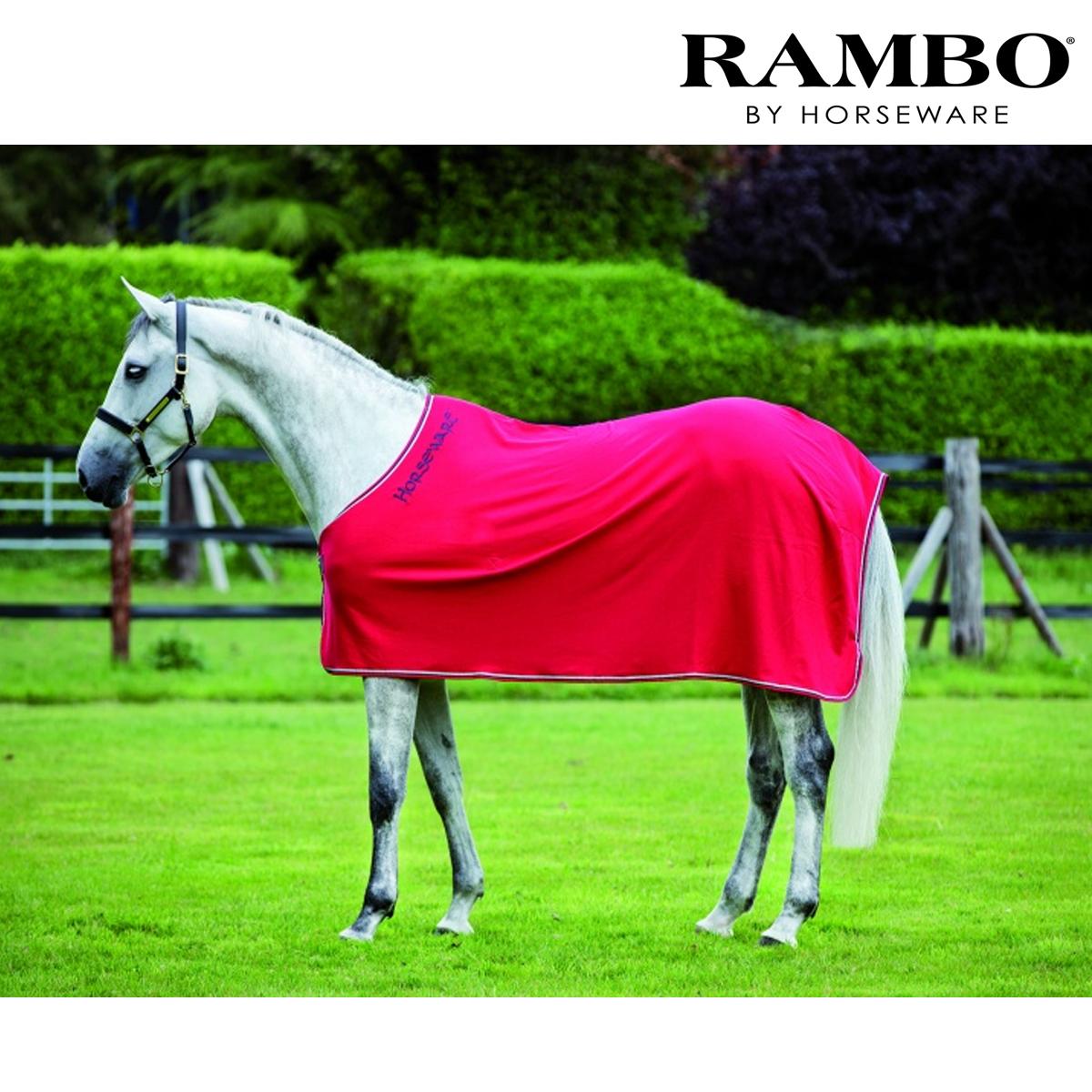 Horseware RAMBO cotone Cooler Rug
