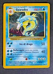 Pokémon - Gyarados HOLO - Base Set Unlimited - 06/102 - 1995 - ITA