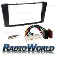 Toyota Avensis T25 Stereo Radio Fitting Kit Fascia Iso Aerial Adaptor DFP-11-17
