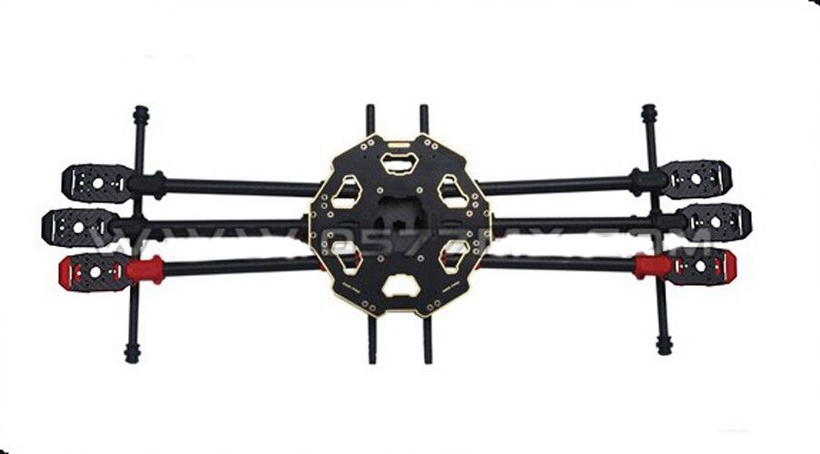 Tared Tared Tared 680PRO Six-Axis Hexacopter Aircraft Frame Kit with landing gear New e9e335