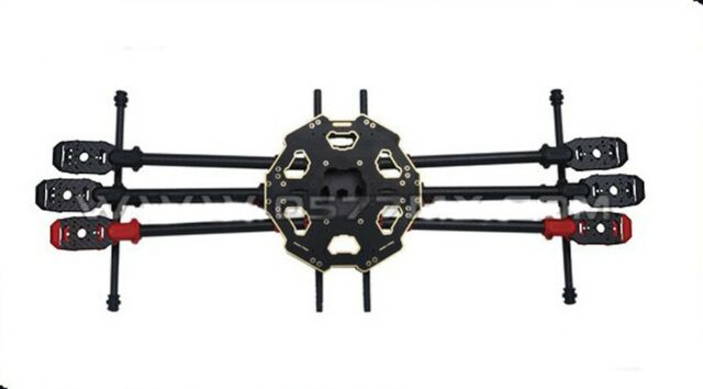 Tarot 680PRO Six-Axis Hexacopter Aircraft Frame Kit with landing gear F07807