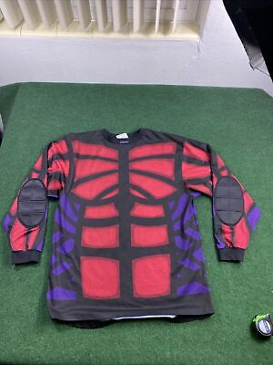 Vintage 90s Adidas Men L Predator Goalie Goalkeeper Jersey Made In USA Skeleton   eBay