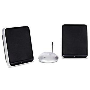 kabellose funklautsprecher pc boxen wireless speaker. Black Bedroom Furniture Sets. Home Design Ideas