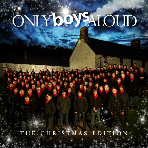 1 of 1 - Only Boys Aloud - The Christmas Edition -  CD OWVG The Cheap Fast Free Post