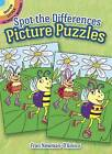 Spot the Differences Picture Puzzles by Fran Newman-D'Amico (Paperback, 2014)