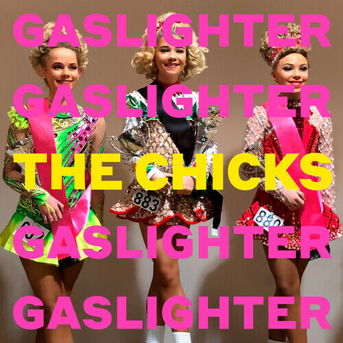 The Chicks **Gaslighter [Explicit Content] **BRAND NEW FACTORY SEALED CD