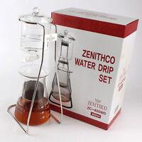 Zenithco Cold Brew Dutch Coffee Maker Water Drip 400ml No Electicity Zc-400wd