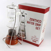 Zenithco Cold Brew Dutch Coffee Maker Water Drip 400ml No Electicity Zc-400wd