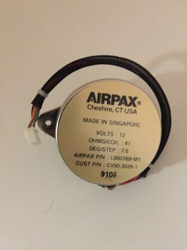 Lot Of 10 AIRPAX  LB82769-M1 STEPPER MOTOR  12 VDC 41 OHM COIL DEG//STEP 7.5 NEW*