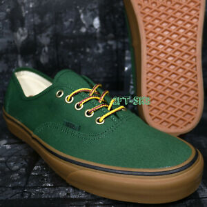 mensfashion | Men's Style in 2019 | Green vans shoes, Green