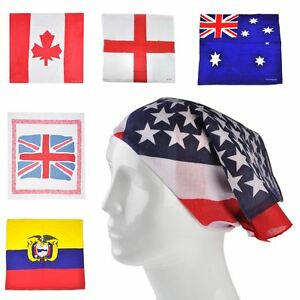 BANDIERA-bandana-London-Bridge-Union-Jack-irlandese-Saint-George-e-piu