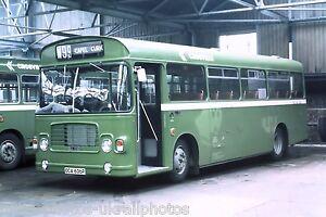 Crosville OCA636P Bangor Bus Photo
