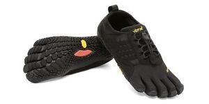 VIBRAM-CINQ-DOIGTS-Trek-Ascent-homme-VIBRAM-chaussure-15m4701-NOIR-NOUVEAU