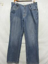 D4235 Road High Grade Straight Jeans Men 34x29
