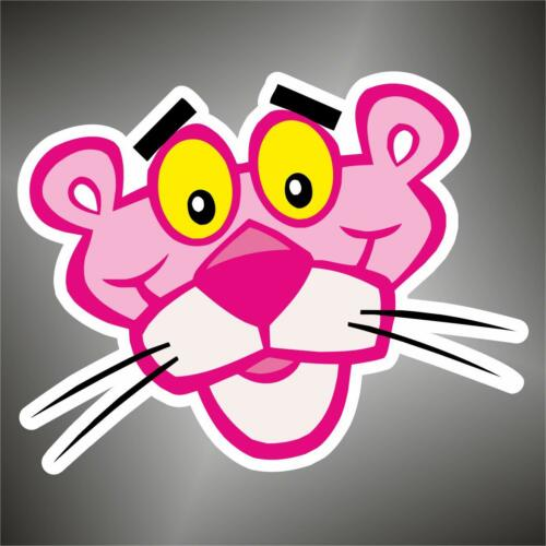 adesivo CARTOON   PANTERA ROSA     PINK PANTHER  sticker aufkleber pegatina