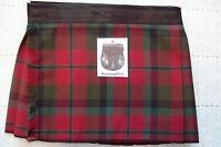 Macnaughton Baby Kilt 4-12 Month Scottish Plaid Tartan Christening Christmas