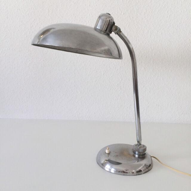 MODERNIST Bauhaus CHRISTIAN DELL Table Lamp DESK Light RONDELLA | BUNTE REMMLER