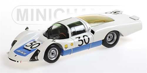 Porsche 906Le Siffert Davis Class & Index Winners Le Mans 1966 1 43 400666630