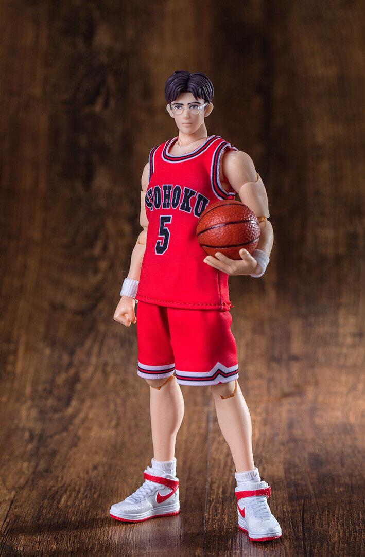 Dasin GT model 6 6 6 inch action figure anime Slam Dunk Shohoku Kogure Kiminobu d2973b