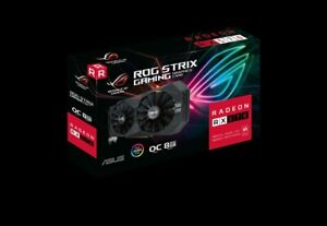 ROG-STRIX-RX570-O8G-GAMING (8GB VRAM)