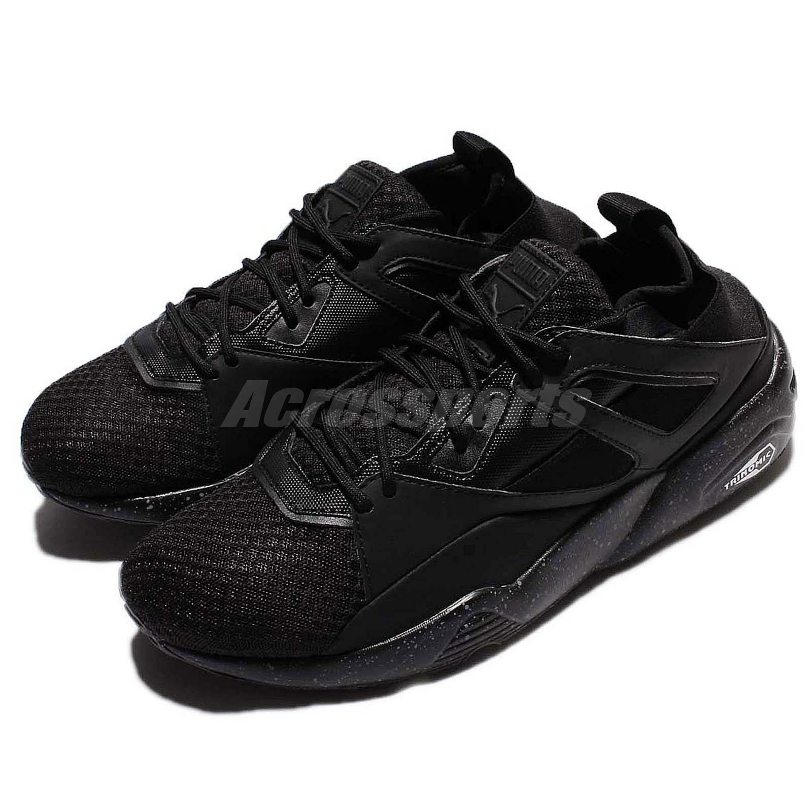 Puma B.O.G Glory Sock Blaze Of Glory B.O.G Negro Speckle Hombre Running Zapatos Sneakers 362520-01 1dfee0