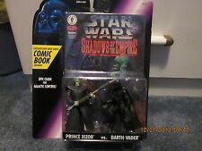 new 1996 Kenner Star Wars Shadow of the Empire and Crowd Control Stormtrooper De