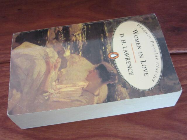 WOMEN In LOVE -  D.H Lawrence Penguin popular Classics Edn  NEW! Sisters Intense