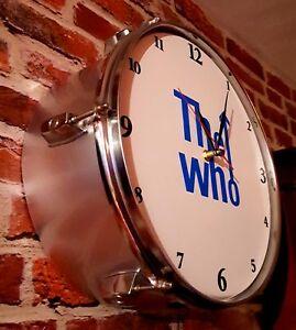 * The Who * - Co Tambour Horloge.-afficher Le Titre D'origine