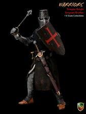 """ACI 1/6 Scale 12"""" Warriors Templar Knight Sergeant Brother Action Figure ACI24D"""