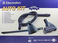 Electrolux Auto Kit Reinigungsset - Flexible Düse + Polsterdüse + Turbodüse