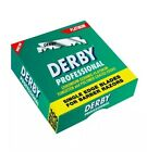 DERBY Professional Single Edge Razor Blade-100