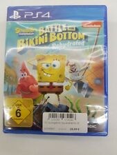 Artikelbild PS4 Spongebob SquarePants: Battle for Bikini Bottom - Rehydrated