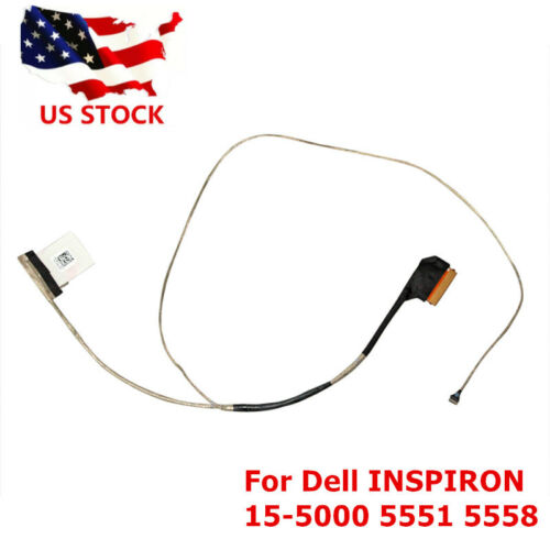 LED LCD VIDEO SCREEN DISPLAY FLEX CABLE DELL No-Touch DC020024C00 AAL20 30PIN