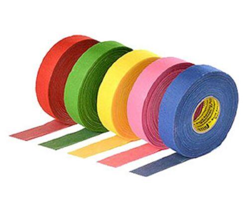 Schlägertape Hockey 24mm x 27,4m bunt   Farbe Leinenband