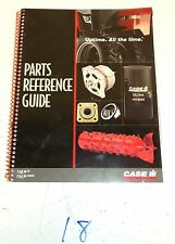 1999 Case Ih Parts Reference Guide Book Spiral Tractor Farm Equipment
